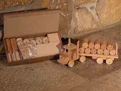 Coffret spécial 2 Maquettes en bois - vue 4