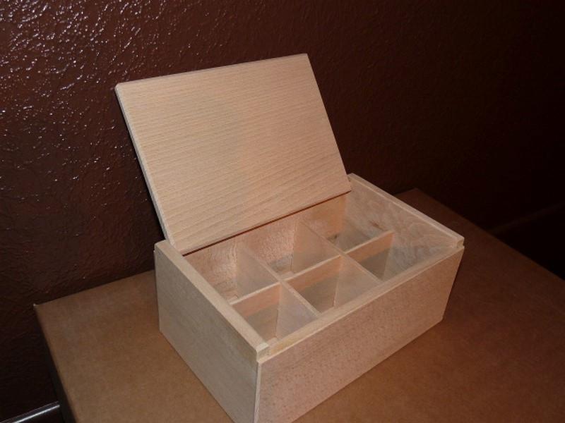 Boîte à tisane - vue 1