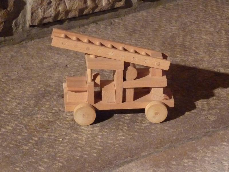 Coffret spécial 2 Maquettes en bois - vue 1