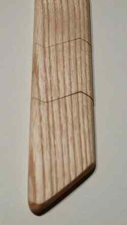 Cravate en frêne - vue 3