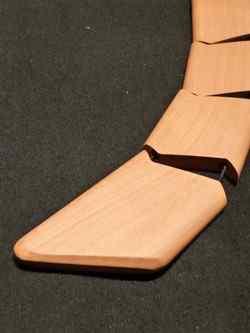 Cravate en poirier - vue 3