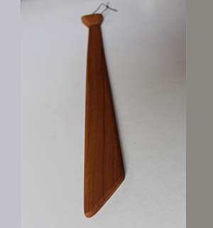 Cravate en pommier  - vue 4