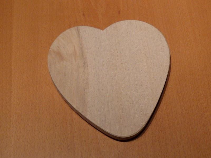 Coeur - vue 1