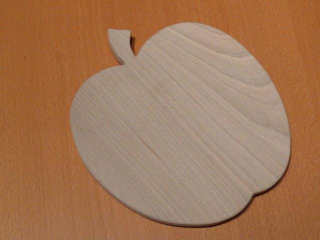 Pomme - vue 1
