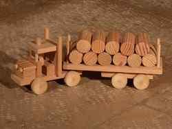 Coffret spécial 2 Maquettes en bois - vue 3