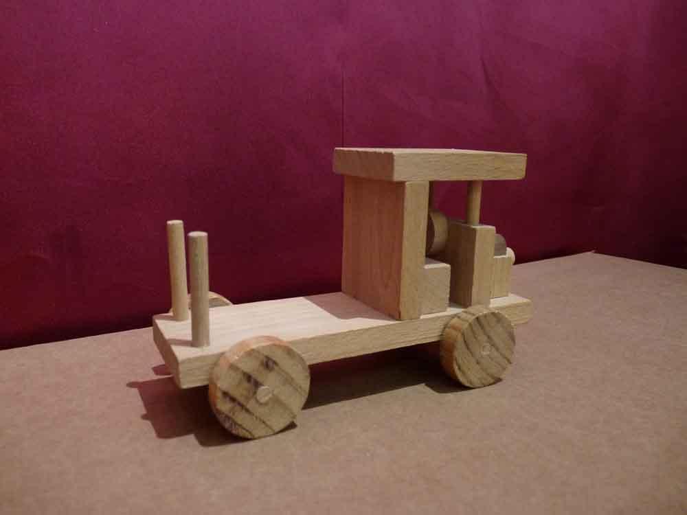 Petit Grumier en bois - vue 3