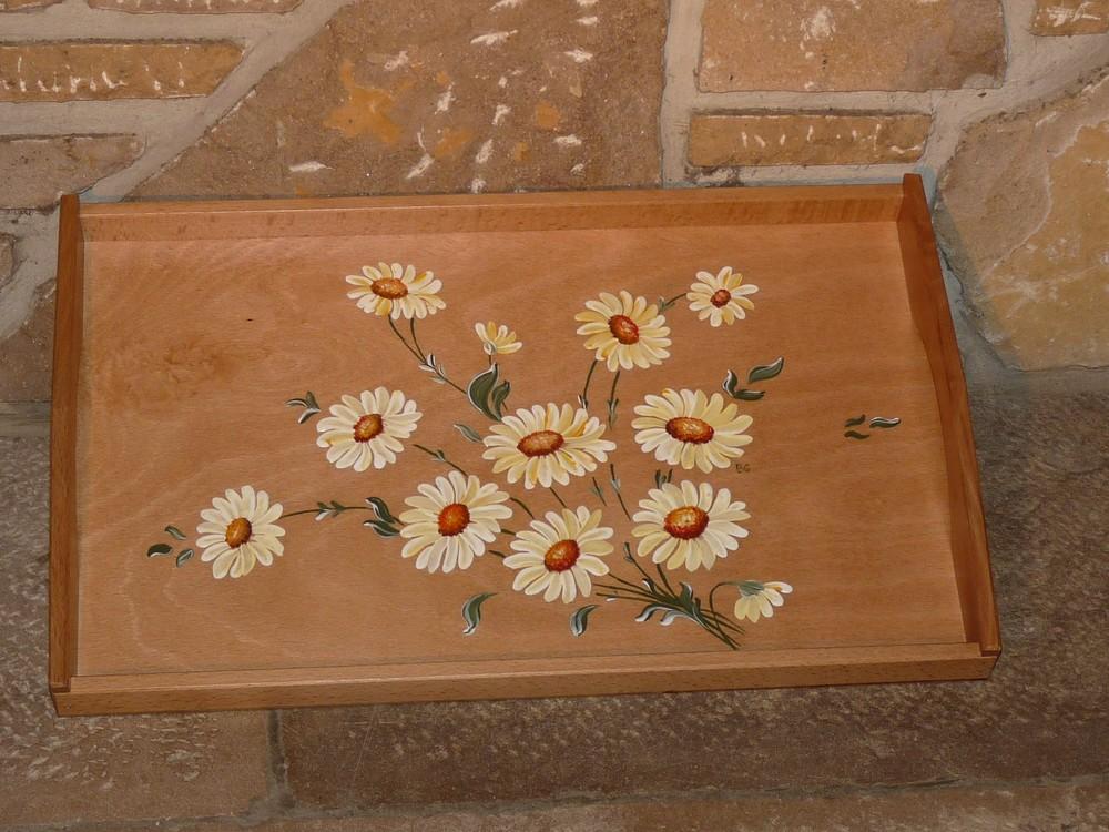 Plateau Marguerites blanches - vue 3