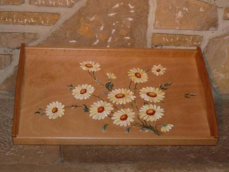 Plateau Marguerites blanches - vue 1