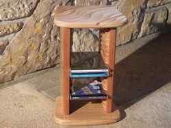 range cd en bois. Black Bedroom Furniture Sets. Home Design Ideas