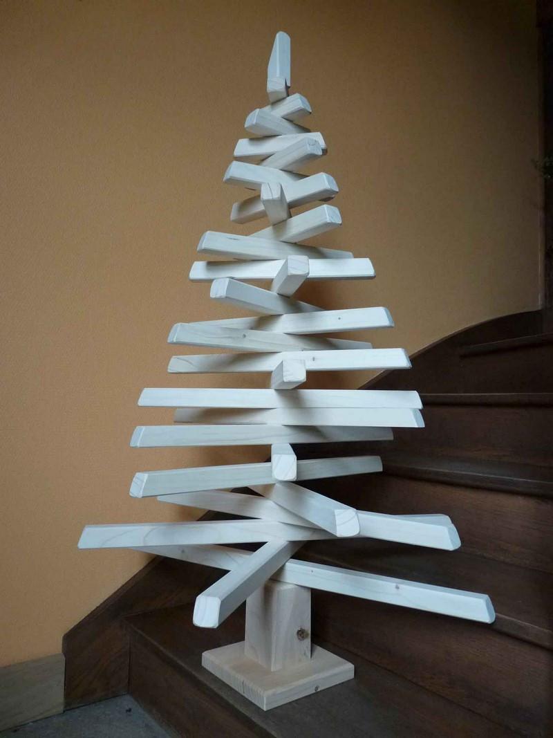 Grand sapin de Noël SUISSE - vue 1