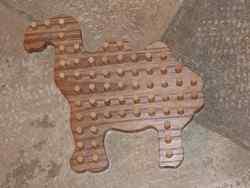 Solitaire chameau